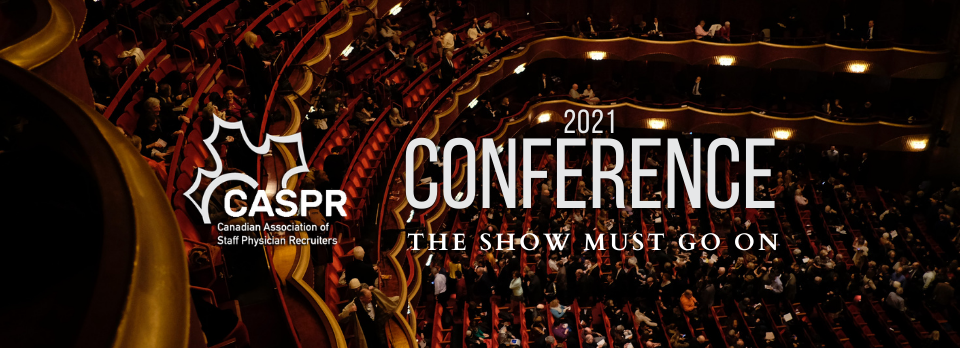 Conference 2021: The Show Must Go On